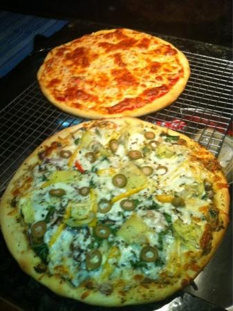 Pizza Round 2