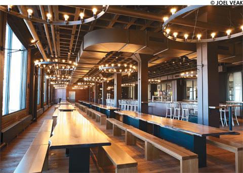 Harpoon Beer Hall