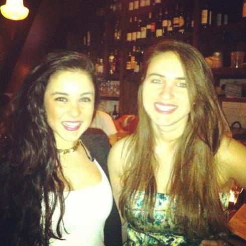 Miriam & I