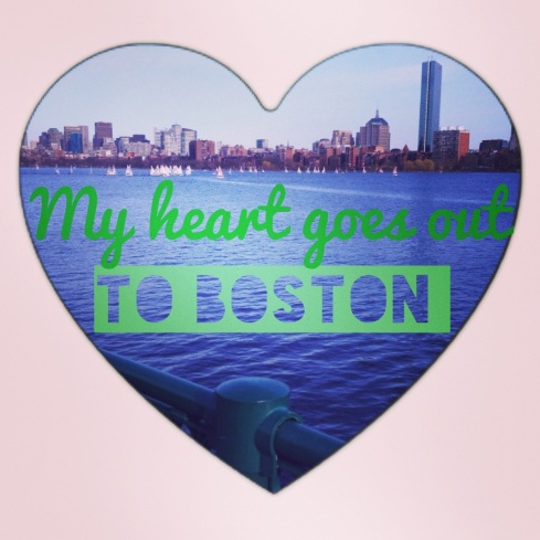 My Heart is with Boston