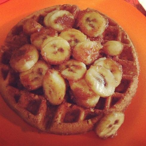 Carribean Waffle
