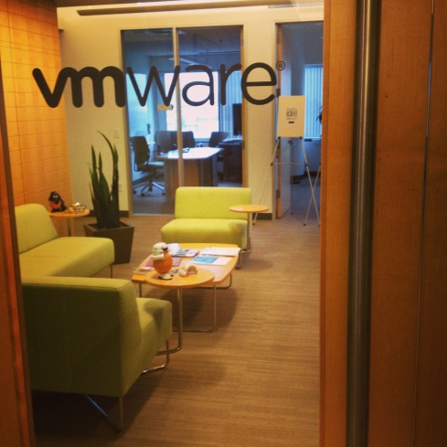 VMWare Boston Office