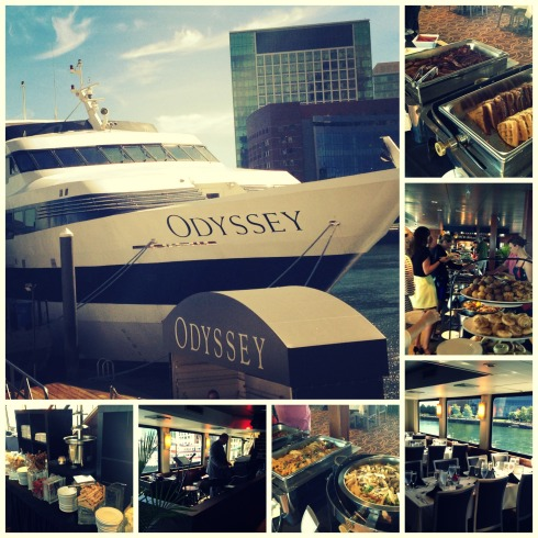 Odyssey Cruise Blogger Brunch