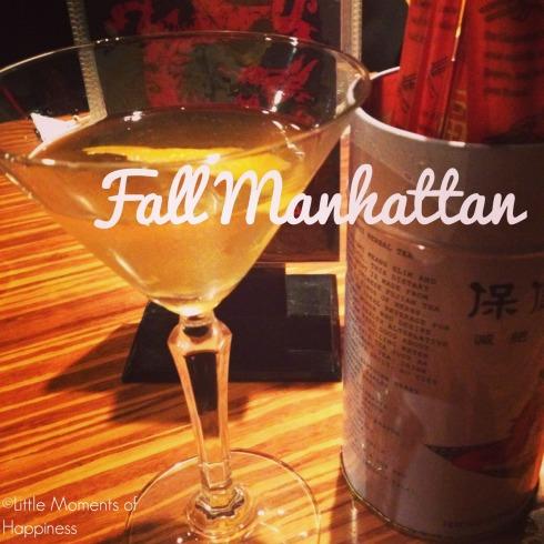 Fall Manhattan at Moksa Cambridge