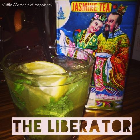 The Liberator at Moksa Cambridge