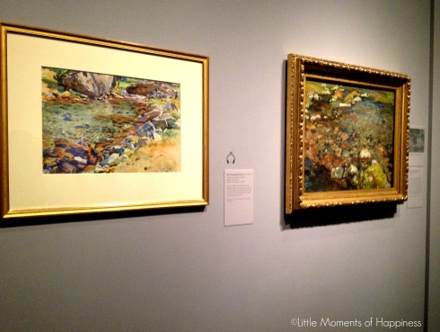 John Singer Sargent's Watercolors at the MFA