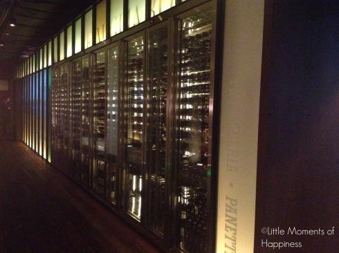 Wine at Mercato Shanghai