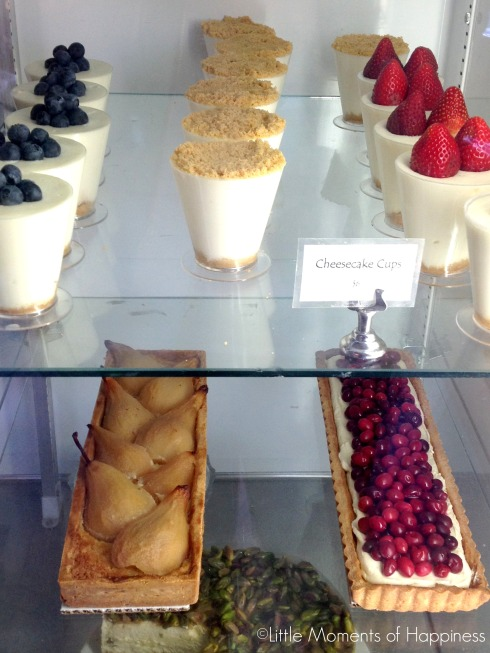 Pastries at Tatte Bakery Brighton