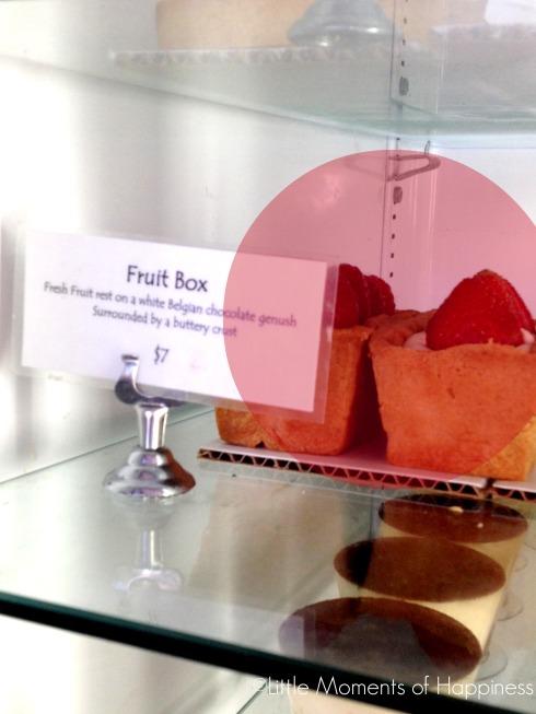 Fruit Tart at Tatte Brighton