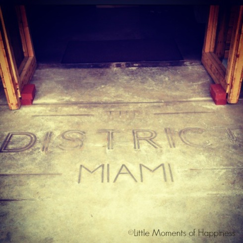 The District Miami