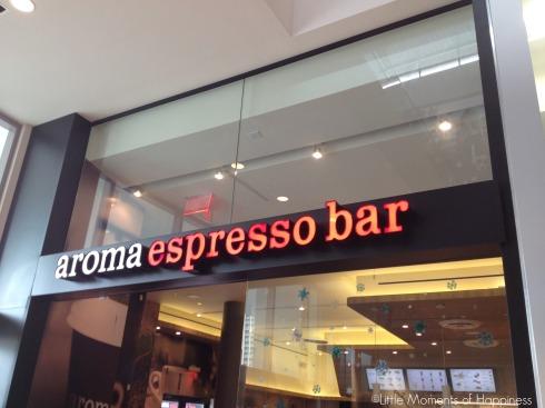 Aroma Espresso Bar at Dadeland Mall