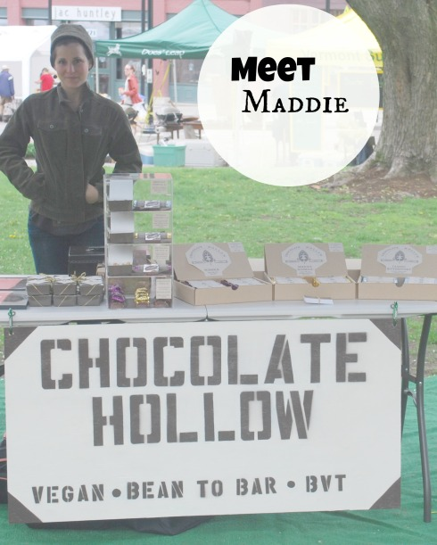 Maddie of Chocolate Hollow