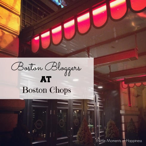 Boston Chops South End